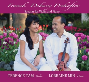 Terence Tam and Lorraine Minn